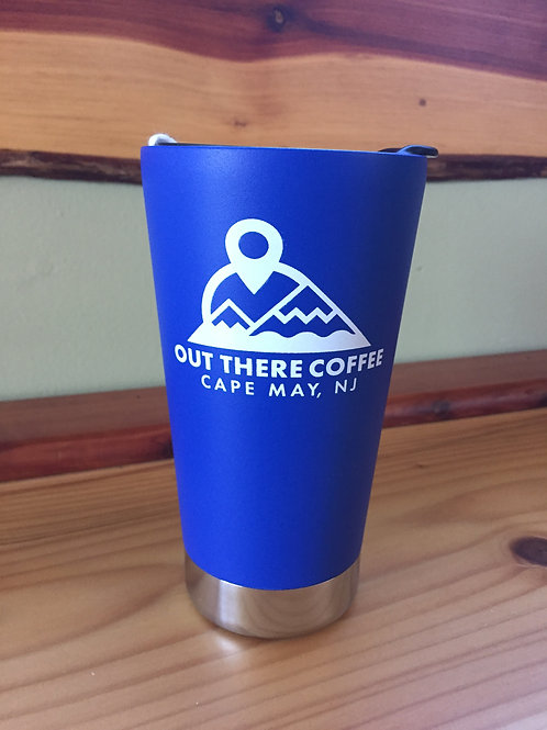 Blue Insulated Tumbler
