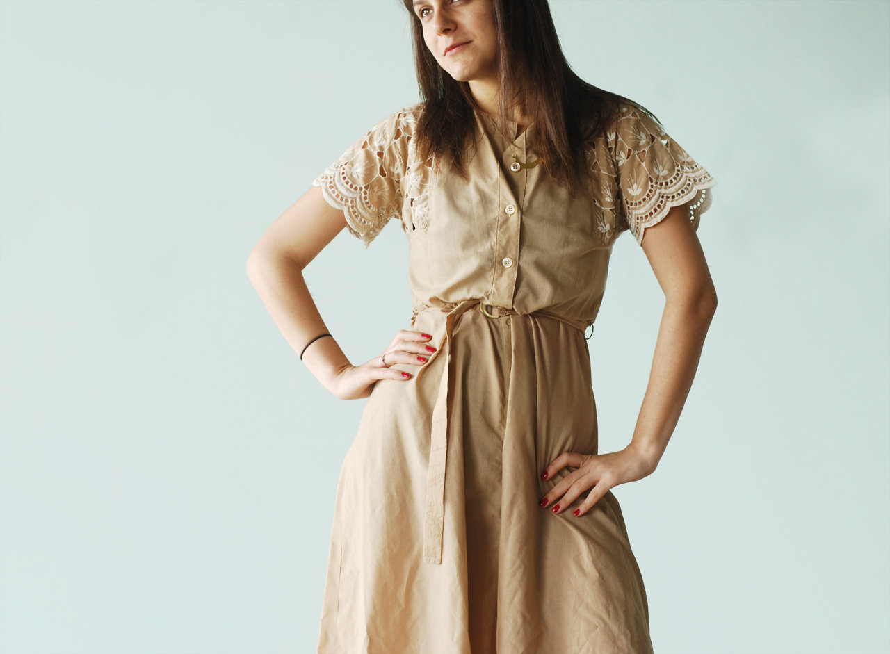 Learn how to make a dress