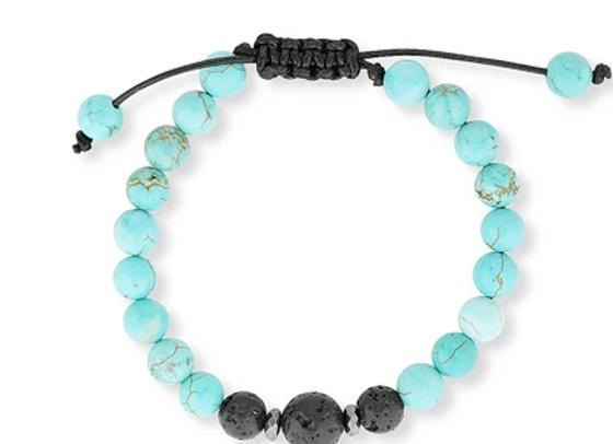 Turquoise Kids Aromatherapy Bracelet