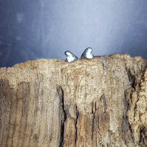 Cwtch stud earrings