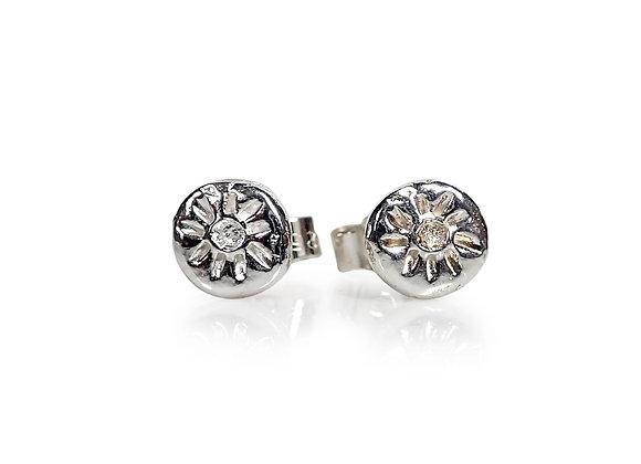 Stud earrings #1