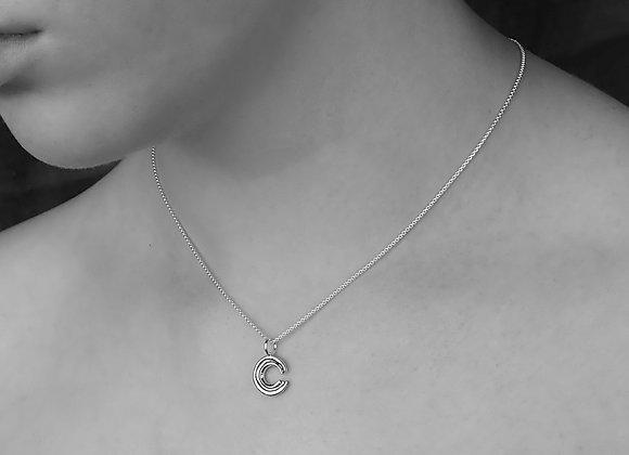 Ensō pendant