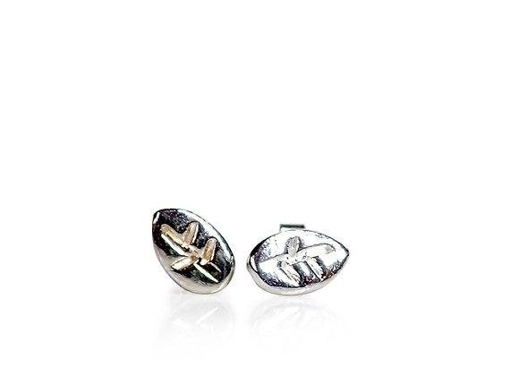 Stud earrings #5