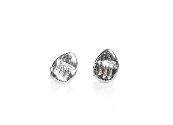 Stud earrings #12