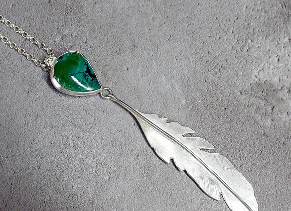 Turquoise Spirit Necklace