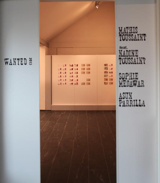 Exposition au musée de l'imprimerie de Grevenmacher, Luxembourg