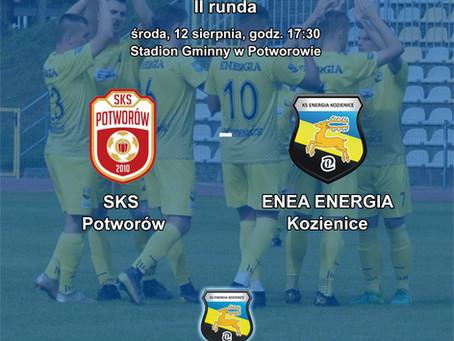 W drugiej rundzie Mirax Pucharu Polski rywalem Enei Energii Kozienice będzie SKS Potworów