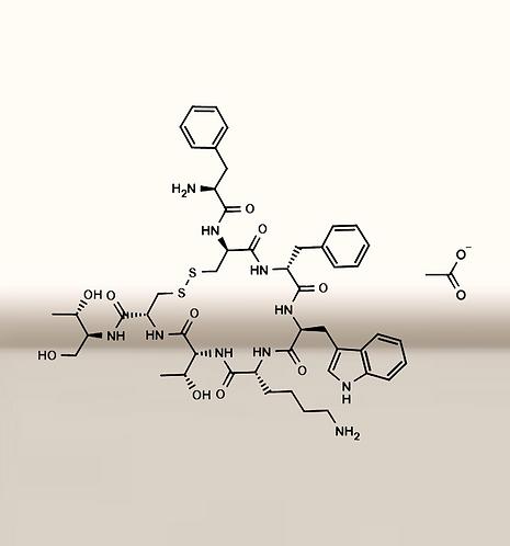 Octreotide, acetate