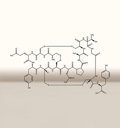 Linaclotide, acetate