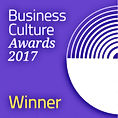 Business Culture Awards Winner 2017