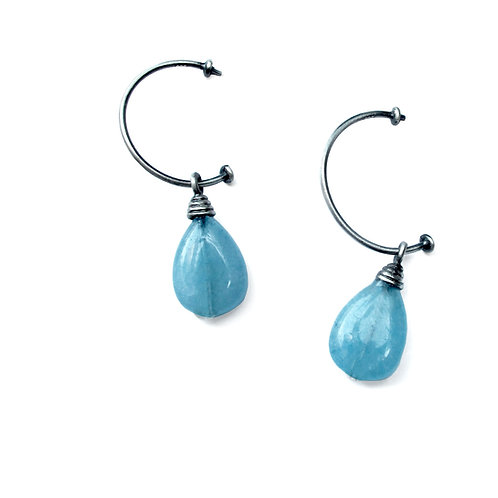 Circle Earrings // 3