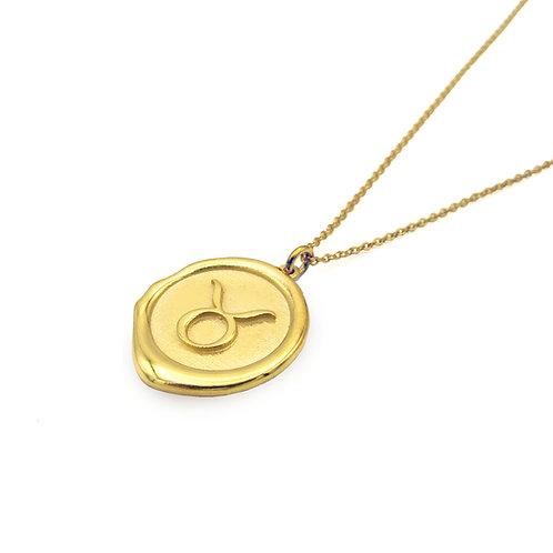 Taurus Necklace // Boğa 180