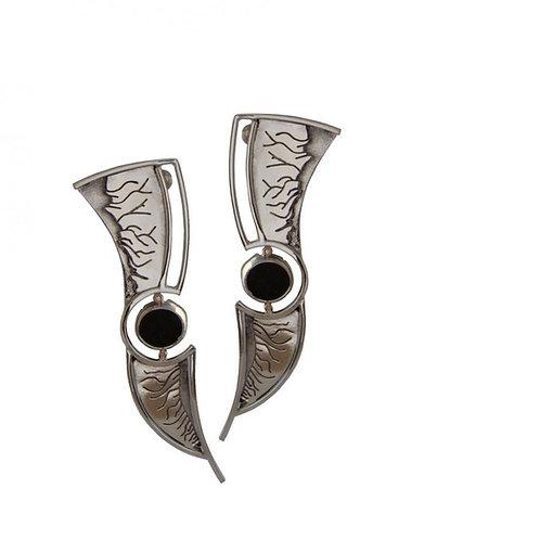 Leaf in Love Earrings