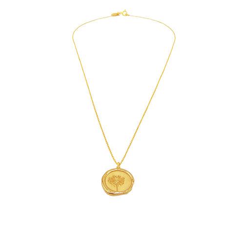 Dandelion Necklace // Karahindiba 267