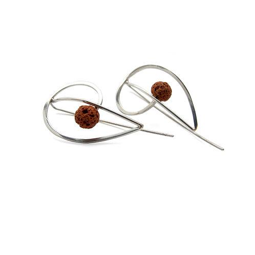 Seed Earrings // Tohum 66