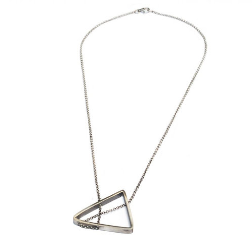 Geometric Necklace // 35