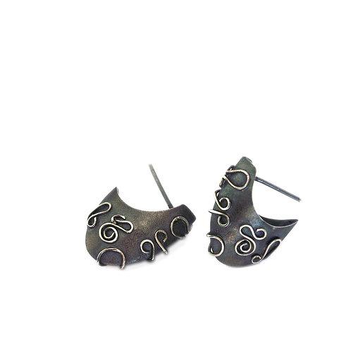 Balloon Earrings // 2