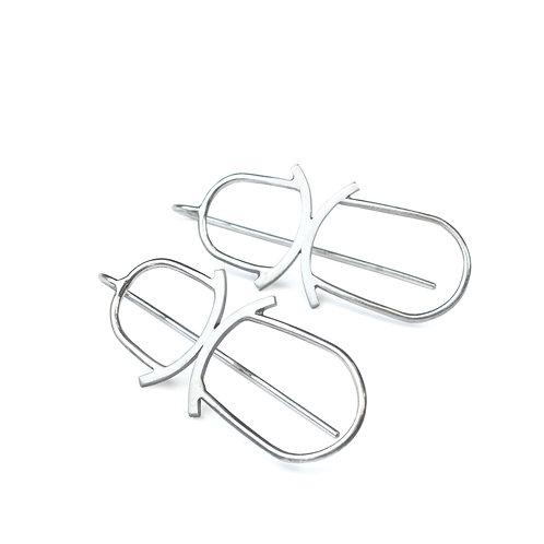 Geometric Earrings // 36
