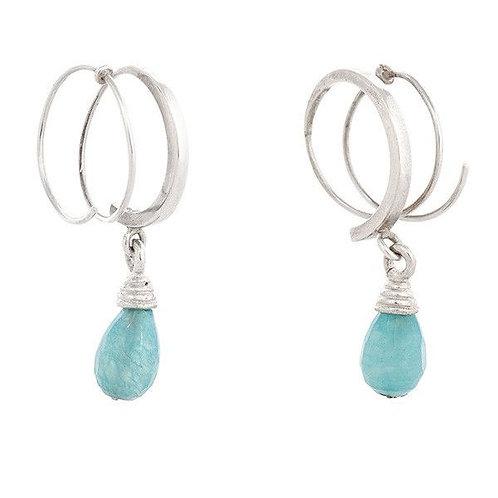 Spiral Earrings // 1