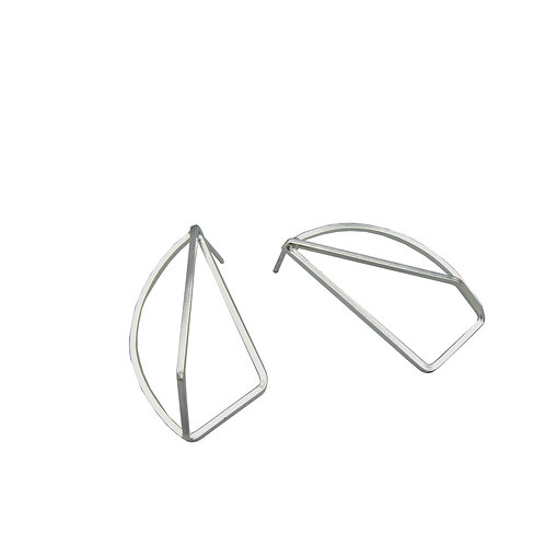 Cage Earrings // 147