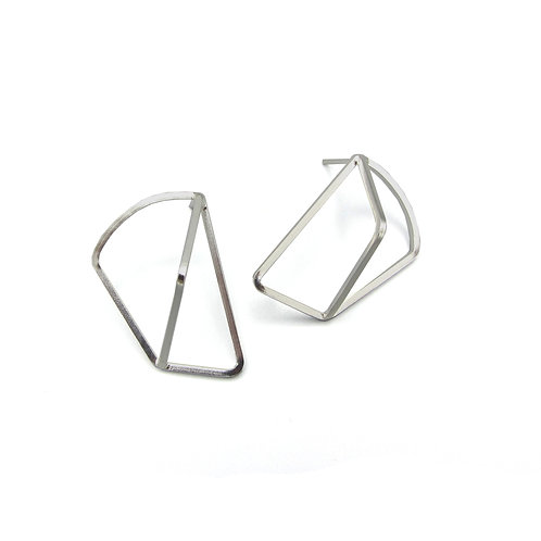 Cage Earrings // 145