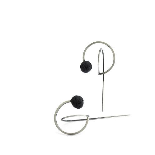 Seed Earrings // Tohum 121