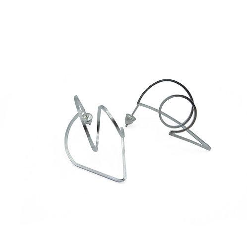 Cage Earrings // 149