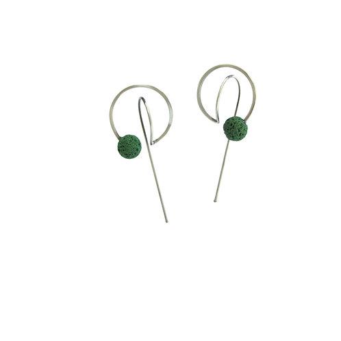 Seed Earrings // Tohum 123