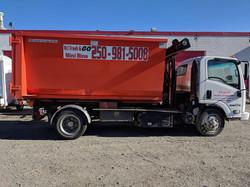 WJ Trash Truck
