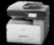 RICOH MP 301SPF Black & White Laser Multifunction Printer