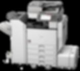 Ricoh MP Aficio 4002 / 5002 SP Black and White Laser Multifunction Printer