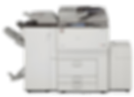Ricoh MP 6002 / 7502 / 9002 SP Black & White Laser Multifunction Printer