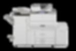RICOH MP C8002 / C6502 Digital Imaging System