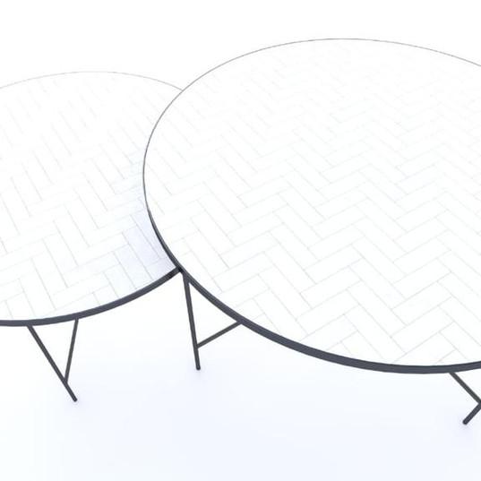 Le Citron - TABLE PETIT LOUNGE