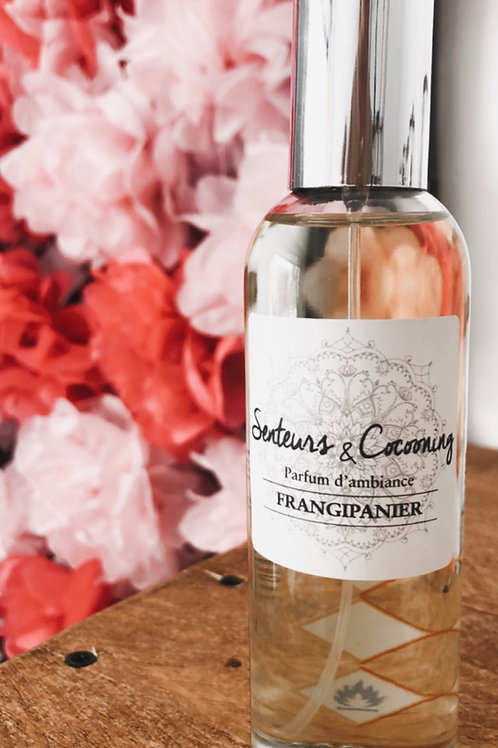 Parfum d'ambiance Frangipanier 100ml