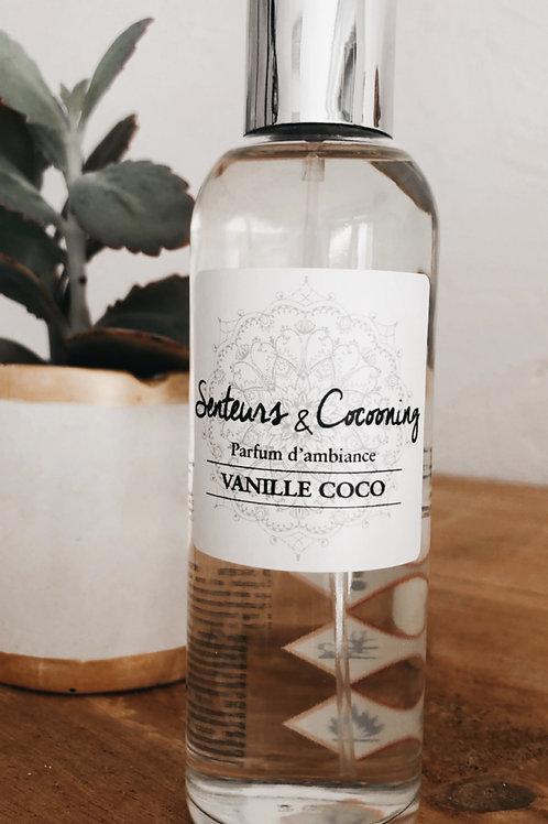 Parfum d'ambiance Vanille Coco 100ml