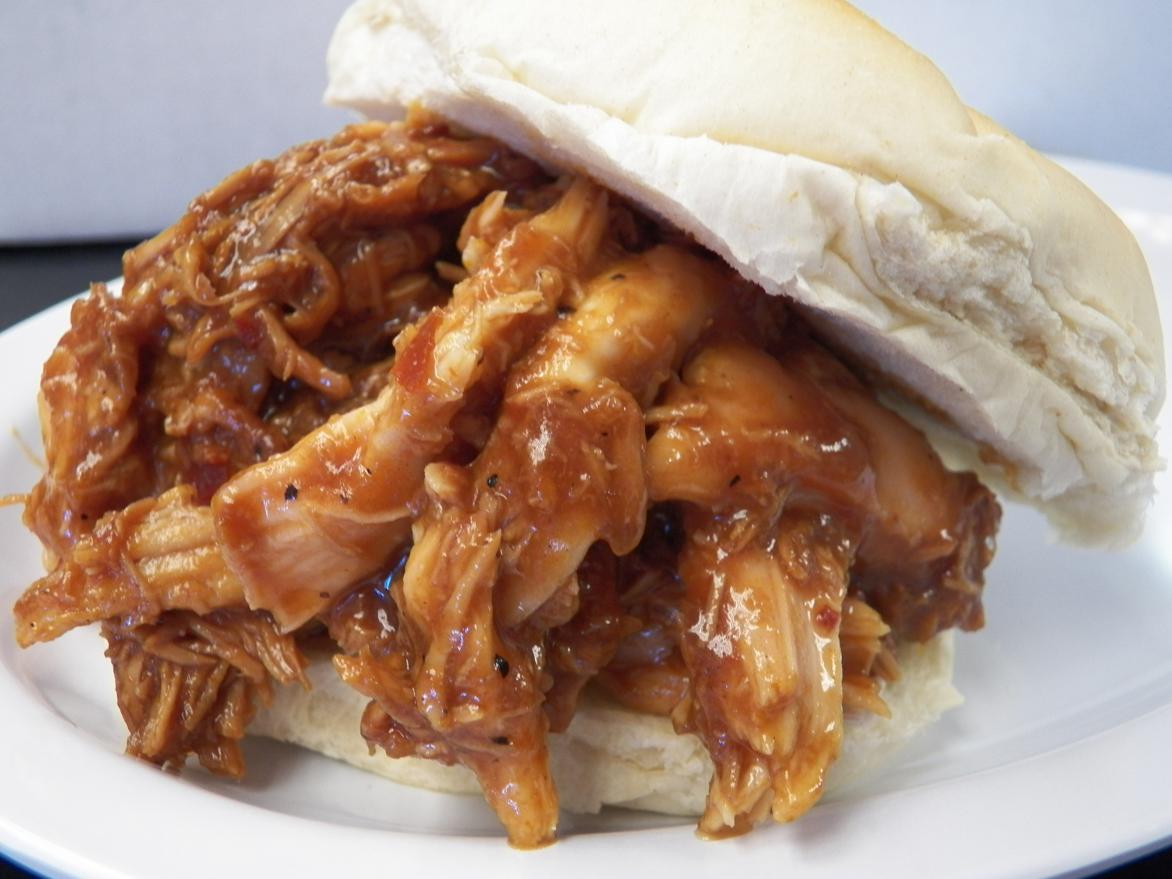 **Pulled Chicken