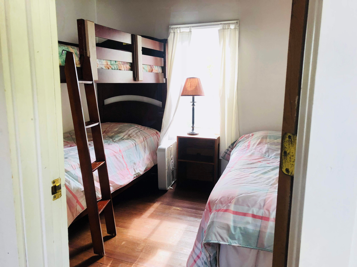 Second Bedroom with Twin Bunk Beds and Twin Bed