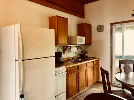 Oaks Kitchen Area
