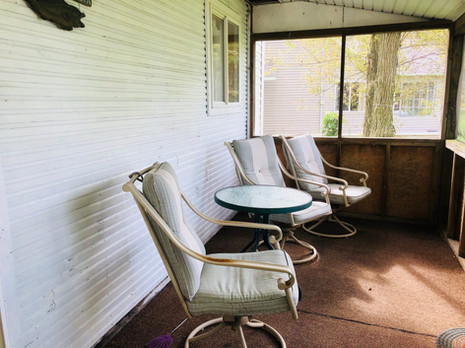 Maples Screened Porch