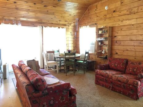Ice House Main Living Area