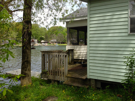 Poplars Deck, Dock and Porch