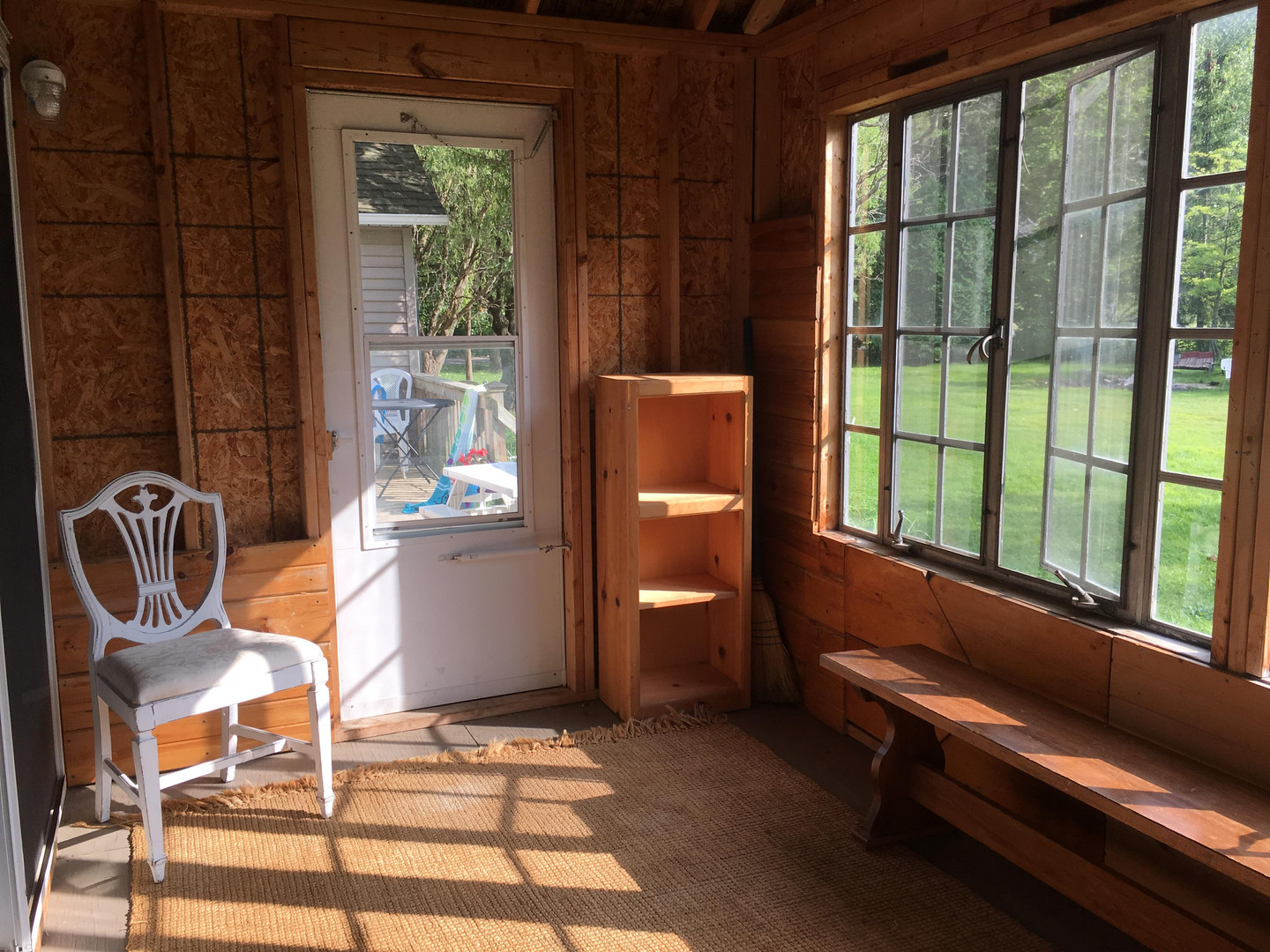 Glassed-in Porch