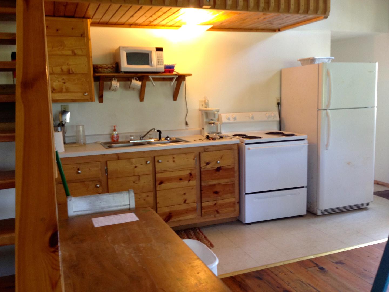 Willows II Kitchen Area