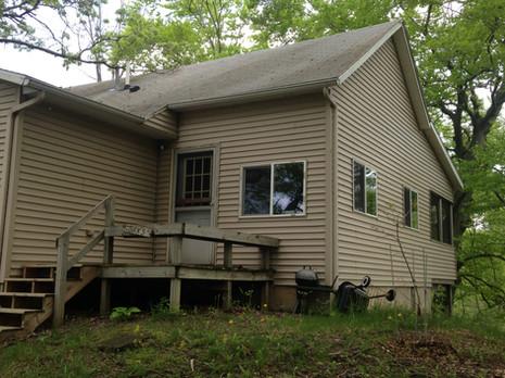 Oaks Side of Duplex