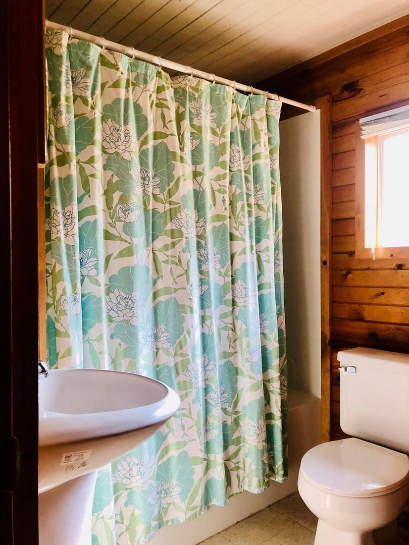 Beachfront Bathroom