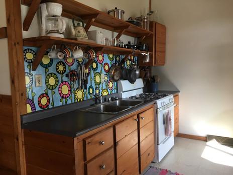Ice House Kitchen Area
