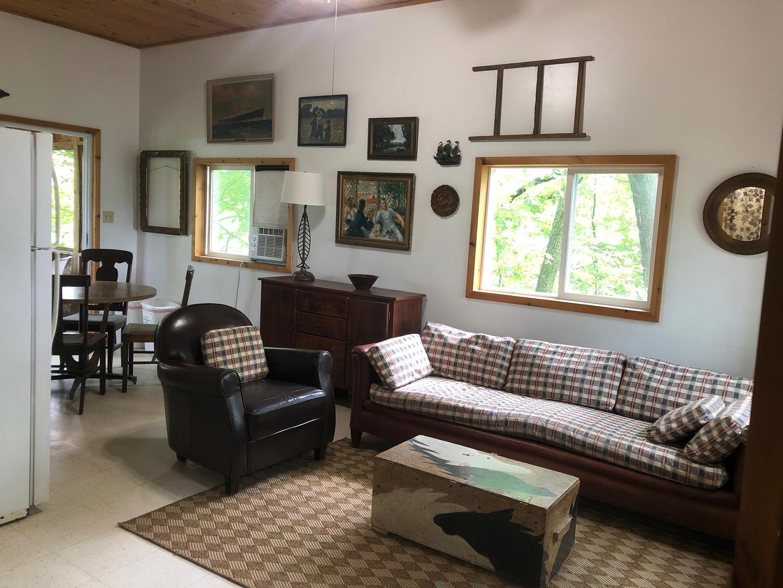 Main Living Area from Front Door