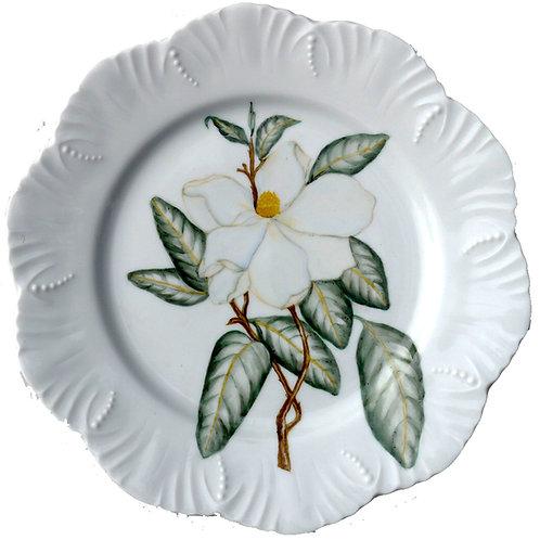 Vajilla Magnolia. unica y esclusiva