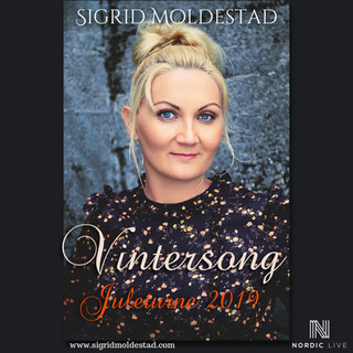 Sigrid Moldestad intimkonsert 07.12.2019